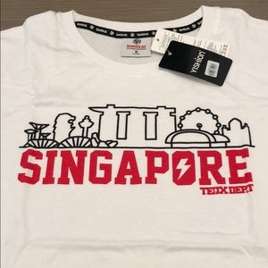 Other - Printed tee, Singapore